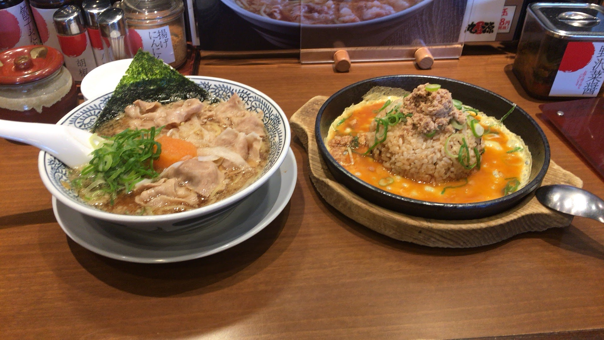 名古屋市や豊田市でおいしいラーメンが食べたいなら丸源がオススメ