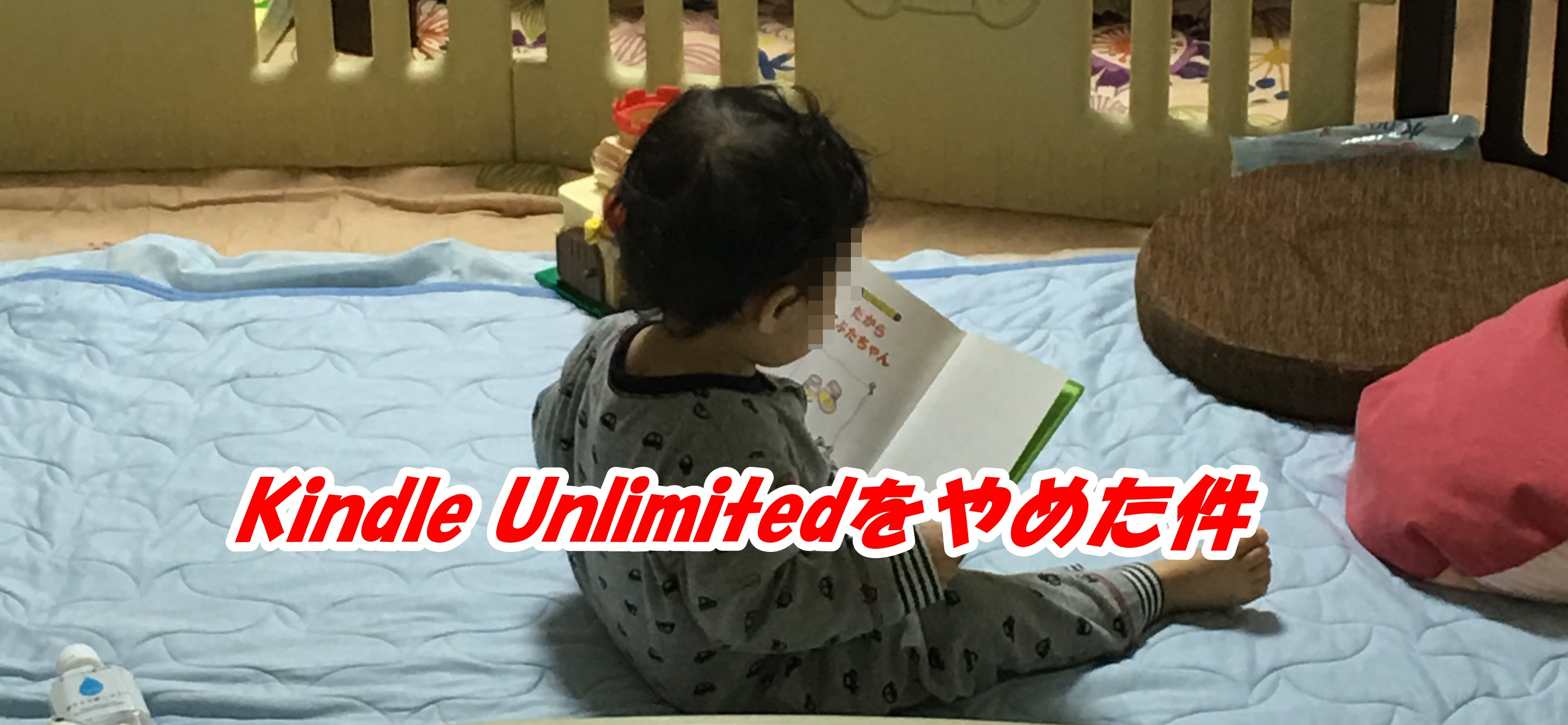 kindle Unlimited を解約した理由