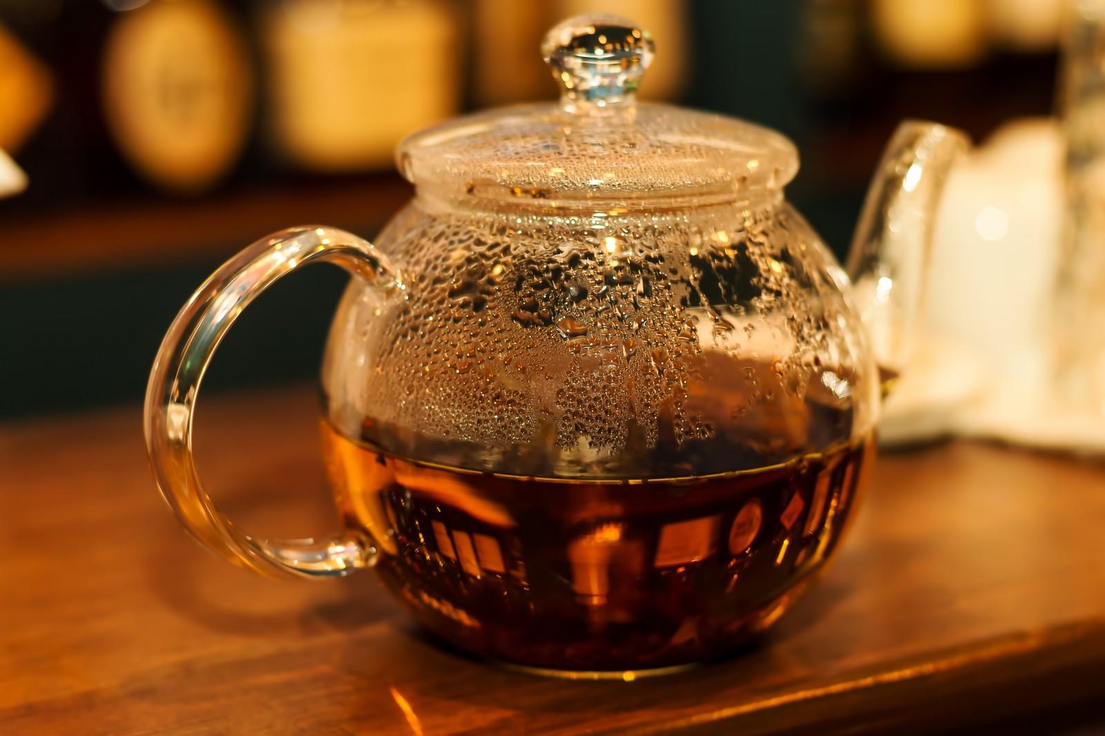 アイスティー腎症の疑いで紅茶やめました。結果背中の痛みが消えた